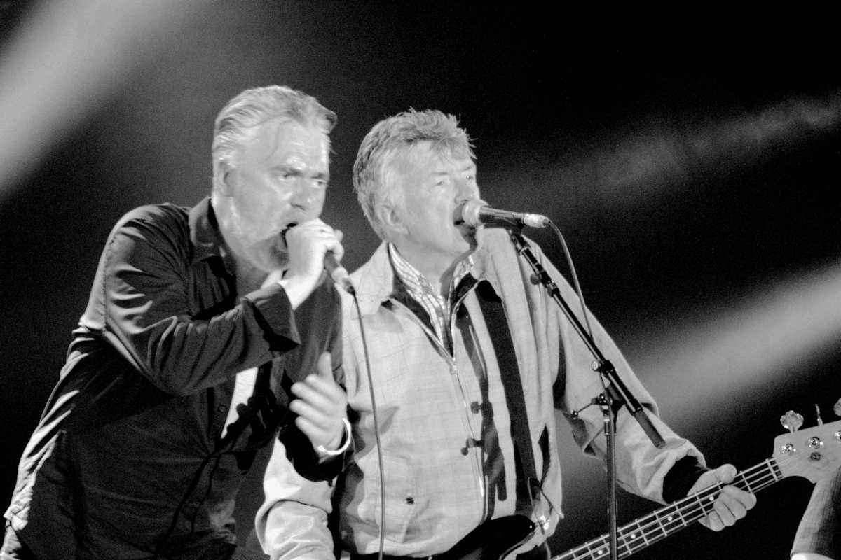 The Undertones at Isle of Wight Festival